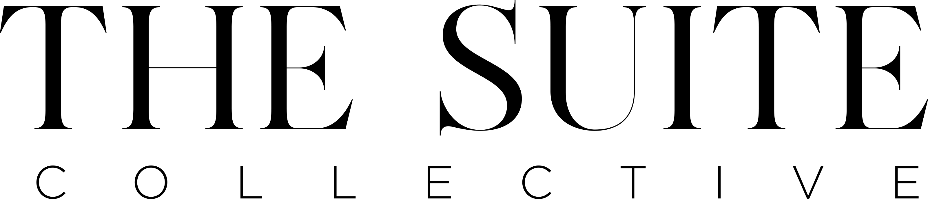 The Suite Collective logo