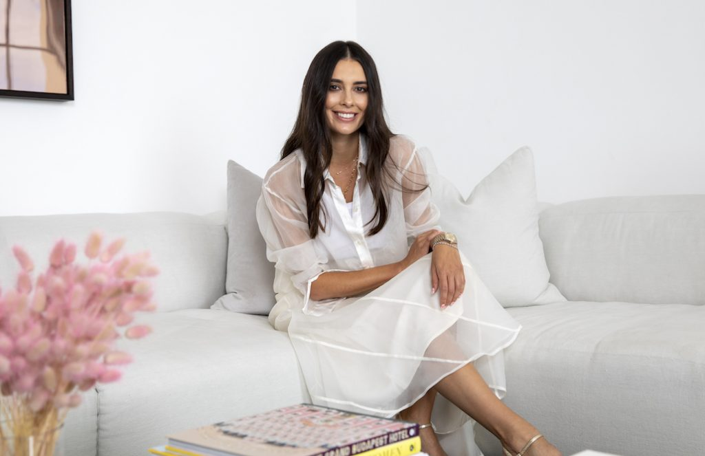 Jaimee Lupton, MONDAY Haircare